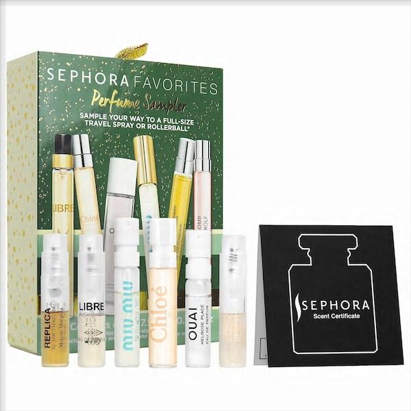 Sephora Favorites Mini Holiday Perfume Travel Set