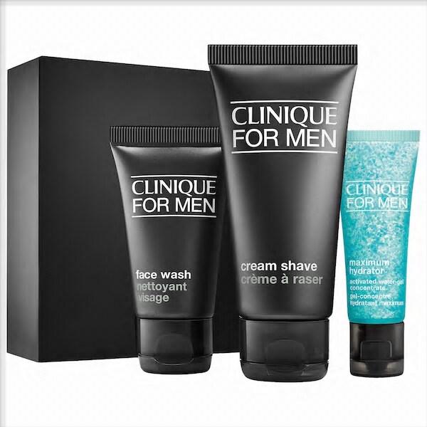 Clinique For Men - Water-Gel Starter Kit