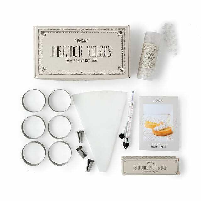 French Tart Baking Kit