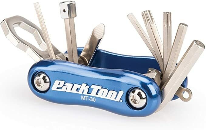 Aluminum Bicycle Multi-Tool