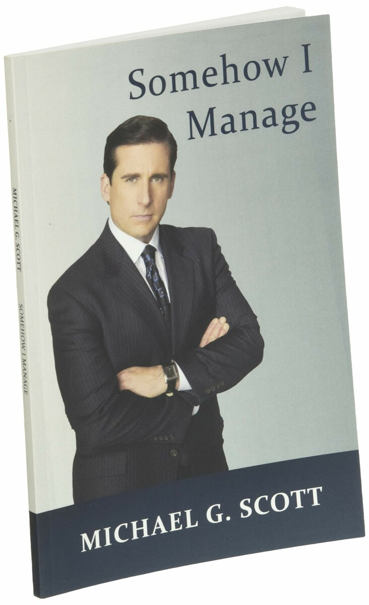 'Somehow I Manage' The Office Notebook