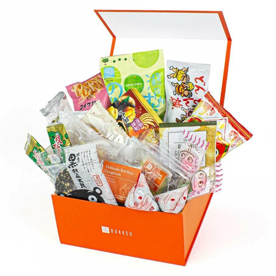 Japanese Snack Box Subscription