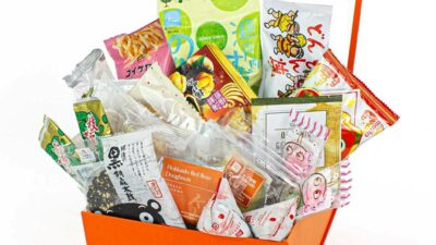 Japanese Snack Box Subscription